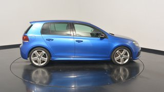 2010 Volkswagen Golf VI MY10 R DSG 4MOTION 6 Speed Sports Automatic Dual Clutch Hatchback