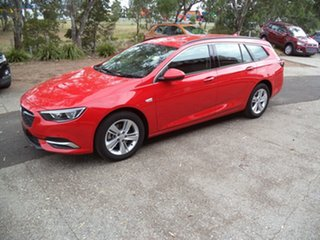 2018 Holden Commodore ZB MY18 LT Sportwagon Absolute Red 9 Speed Sports Automatic Wagon.