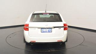 2017 Holden Calais VF II MY17 V Sportwagon White 6 Speed Sports Automatic Wagon