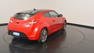 2016 Hyundai Veloster FS5 Series II Coupe Veloster Red 6 Speed Manual Hatchback