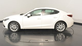 2015 Mazda 3 BM5238 SP25 SKYACTIV-Drive GT Pearl 6 Speed Sports Automatic Sedan.