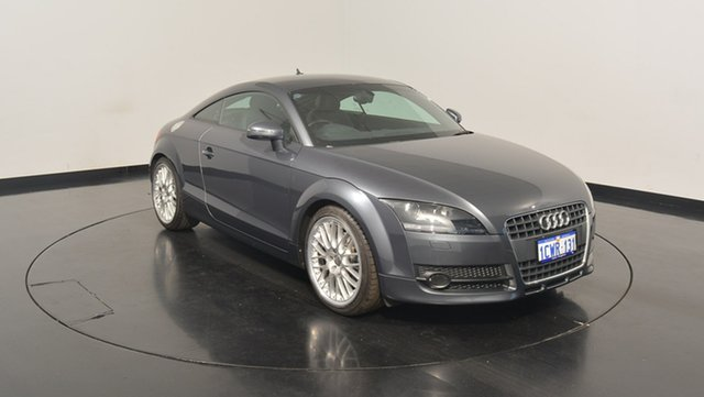 Used Audi TT 8J S tronic, 2008 Audi TT 8J S tronic Grey 6 Speed Sports Automatic Dual Clutch Coupe