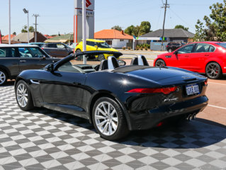 2013 Jaguar F-TYPE X152 MY14 Black 8 Speed Sports Automatic Convertible