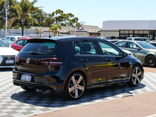 2014 Volkswagen Golf VII MY14 R DSG 4MOTION Black 6 Speed Sports Automatic Dual Clutch Hatchback