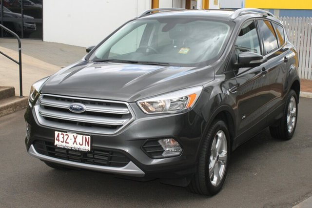 Used Ford Escape ZG Trend AWD, 2016 Ford Escape ZG Trend AWD Grey 6 Speed Sports Automatic Wagon
