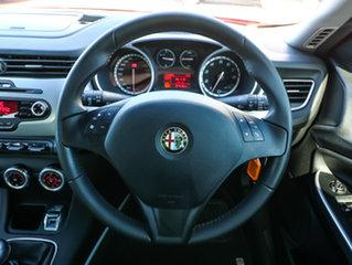 2013 Alfa Romeo Giulietta Series 0 MY13 Progression Red 6 Speed Manual Hatchback