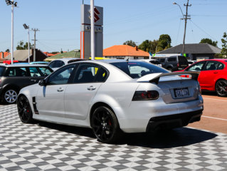 2008 Holden Special Vehicles GTS E Series MY09 348n Nick 6 Speed Manual Sedan
