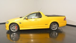 2011 Holden Ute VE II MY12 SS V Redline Yellow 6 Speed Manual Utility.