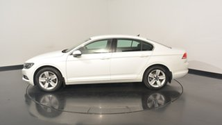 2015 Volkswagen Passat 3C (B8) MY16 132TSI DSG Pure White 7 Speed Sports Automatic Dual Clutch Sedan.