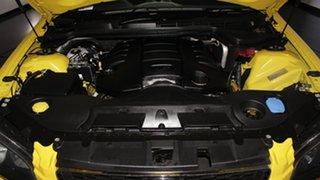 2011 Holden Ute VE II MY12 SS V Redline Yellow 6 Speed Manual Utility