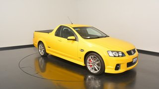 2011 Holden Ute VE II MY12 SS V Redline Yellow 6 Speed Manual Utility