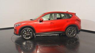 2015 Mazda CX-5 KE1032 Akera SKYACTIV-Drive AWD 6 Speed Sports Automatic Wagon.
