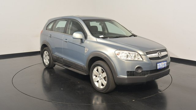 Used Holden Captiva CG MY10 SX AWD, 2010 Holden Captiva CG MY10 SX AWD Grey 5 Speed Sports Automatic Wagon