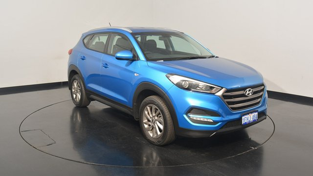 Used Hyundai Tucson TLe MY17 Active 2WD, 2016 Hyundai Tucson TLe MY17 Active 2WD Ara Blue 6 Speed Sports Automatic Wagon