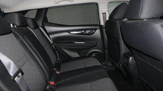 2014 Nissan Qashqai J11 TS White 1 Speed Constant Variable Wagon