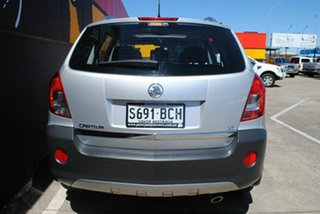 2014 Holden Captiva CG MY14 5 LT Silky Silver 6 Speed Sports Automatic Wagon