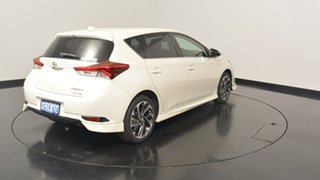 2015 Toyota Corolla ZRE182R ZR S-CVT White 7 Speed Constant Variable Hatchback