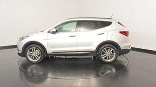 2017 Hyundai Santa Fe DM3 MY17 Highlander Silver 6 Speed Sports Automatic Wagon.