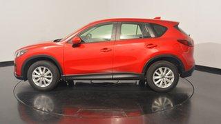 2013 Mazda CX-5 KE1071 MY13 Maxx SKYACTIV-Drive Sport Red 6 Speed Sports Automatic Wagon.