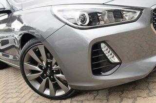 2018 Hyundai i30 PD2 MY18 SR D-CT Sparkling Metal 7 Speed Sports Automatic Dual Clutch Hatchback.