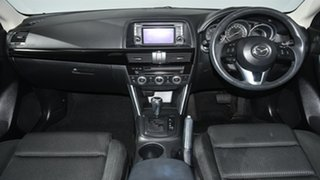 2013 Mazda CX-5 KE1071 MY13 Maxx SKYACTIV-Drive Sport Red 6 Speed Sports Automatic Wagon