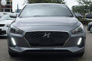 2018 Hyundai i30 PD2 MY18 SR D-CT Sparkling Metal 7 Speed Sports Automatic Dual Clutch Hatchback