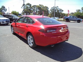 2018 Holden Commodore ZB MY18 LT Liftback Absolute Red 9 Speed Sports Automatic Liftback