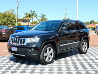 2010 Jeep Grand Cherokee WK MY2011 Limited Black 5 Speed Sports Automatic Wagon.