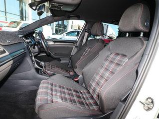 2014 Volkswagen Golf VII MY14 GTI DSG White 6 Speed Sports Automatic Dual Clutch Hatchback