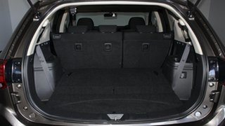 2017 Mitsubishi Outlander ZK MY17 LS 4WD Ironbark 6 Speed Constant Variable Wagon