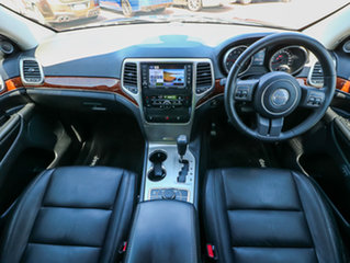 2010 Jeep Grand Cherokee WK MY2011 Limited Black 5 Speed Sports Automatic Wagon