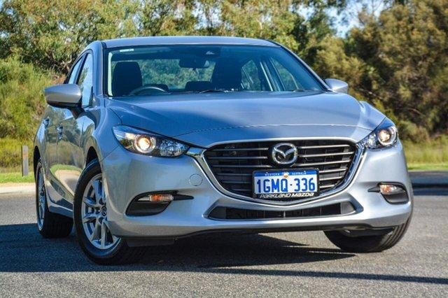 Demo Mazda 3 BN5278 Neo SKYACTIV-Drive, 2017 Mazda 3 BN5278 Neo SKYACTIV-Drive Silver 6 Speed Sports Automatic Sedan