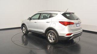 2017 Hyundai Santa Fe DM3 MY17 Active Platinum Silver Metallic 6 Speed Sports Automatic Wagon.
