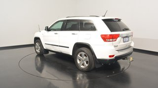 2013 Jeep Grand Cherokee WK MY2013 Limited Bright White 5 Speed Sports Automatic Wagon.