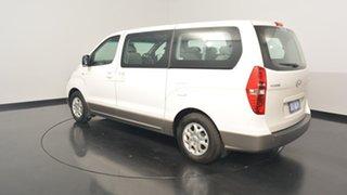 2015 Hyundai iMAX TQ-W MY15 White 4 Speed Automatic Wagon.