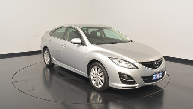 Used Mazda 6 GH1052 MY10 Classic, 2011 Mazda 6 GH1052 MY10 Classic Silver 5 Speed Sports Automatic Sedan