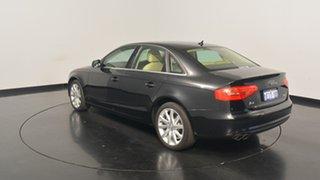 2013 Audi A4 B8 8K MY13 S tronic quattro Black 7 Speed Sports Automatic Dual Clutch Sedan.