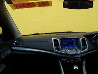 2014 Holden Commodore VF MY14 Evoke Red 6 Speed Sports Automatic Sedan