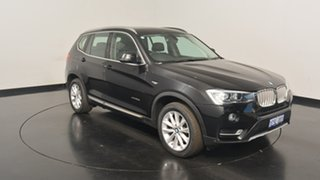 2015 BMW X3 F25 LCI MY0414 xDrive20d Steptronic 8 Speed Automatic Wagon.