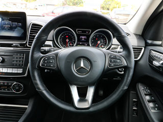 2016 Mercedes-Benz GLE500 W166 807MY e 7G-TRONIC + 4MATIC White 7 Speed Sports Automatic Wagon