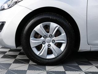 2011 Hyundai Elantra MD Active Silver 6 Speed Sports Automatic Sedan