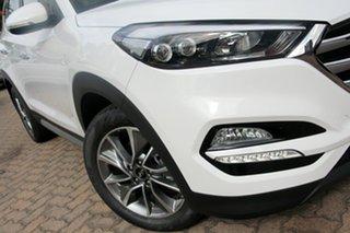2018 Hyundai Tucson TL2 MY18 Elite 2WD Pure White 6 Speed Sports Automatic Wagon.