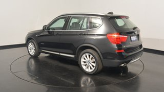2015 BMW X3 F25 LCI MY0414 xDrive20d Steptronic 8 Speed Automatic Wagon
