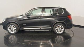 2015 BMW X3 F25 LCI MY0414 xDrive20d Steptronic 8 Speed Automatic Wagon.