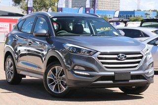2018 Hyundai Tucson TL MY18 Active X 2WD Pepper Grey 6 Speed Sports Automatic Wagon.