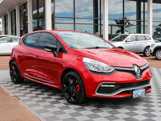 Used Renault Clio IV B98 R.S. 200 EDC Cup Premium, 2015 Renault Clio IV B98 R.S. 200 EDC Cup Premium Red 6 Speed Sports Automatic Dual Clutch Hatchback