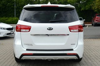 2019 Kia Carnival YP MY20 Platinum Snow White Pearl 8 Speed Sports Automatic Wagon
