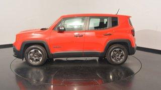 2017 Jeep Renegade BU MY17 Sport Colorado Red 5 Speed Manual Hatchback.