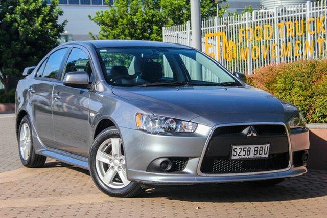 Used Mitsubishi Lancer CJ MY14.5 ES Sport, 2014 Mitsubishi Lancer CJ MY14.5 ES Sport Grey 6 Speed Constant Variable Sedan