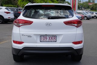 2018 Hyundai Tucson TL MY18 Active X 2WD Pure White 6 Speed Sports Automatic Wagon